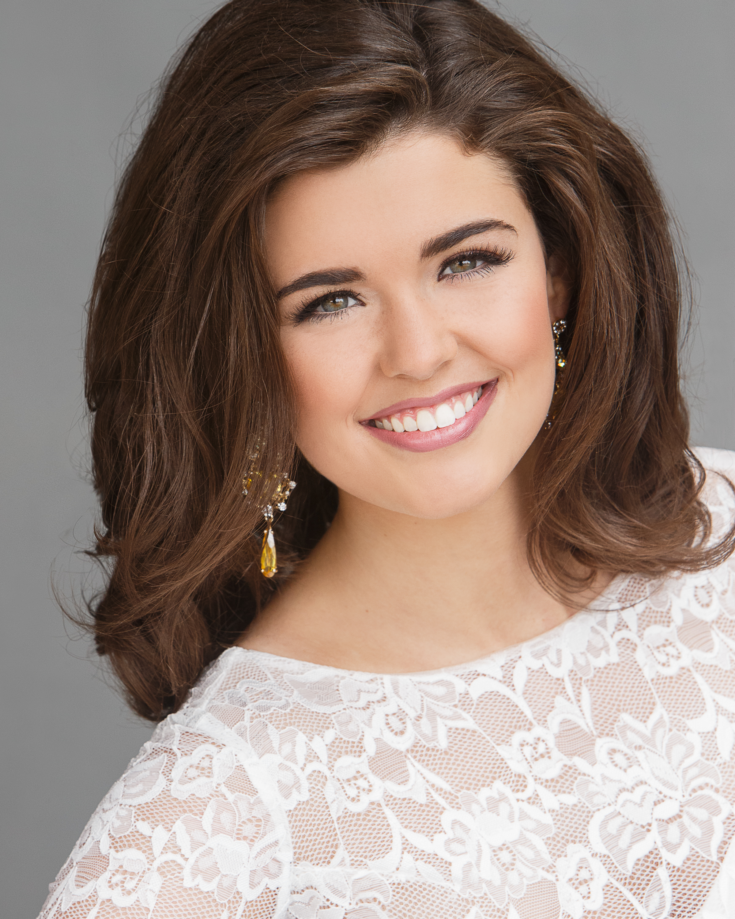 Miss Michigan 2017 - Katie Katie