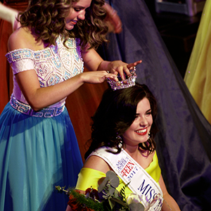Katie Preston Crowned Teen 2017